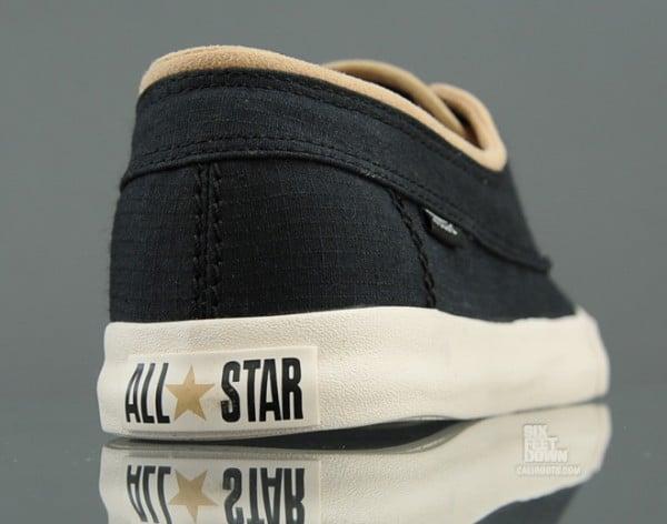 Stussy x Converse Sea Star LS OX Black