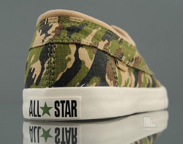 Stussy x Converse Sea Star LS OX Camo