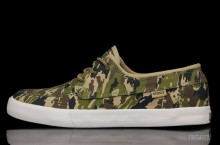Stussy x Converse Sea Star LS OX 'Camo' at Premier