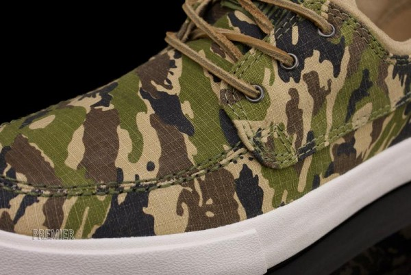 Stussy x Converse Sea Star LS OX Camo at Premier