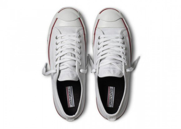 UNDFTD x Converse Jack Purcell 'White' - Release Date + Info