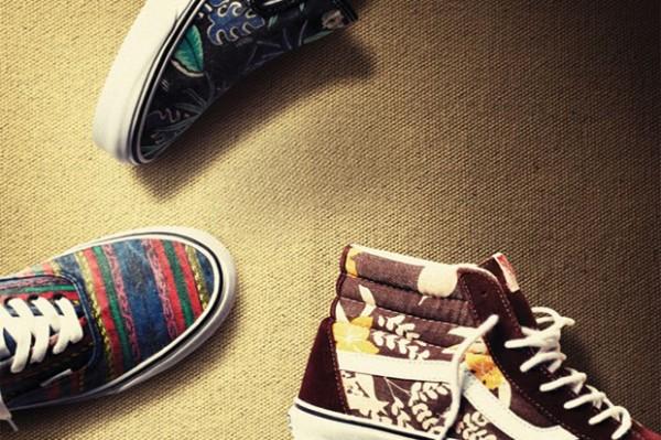 Vans Fall 2012 Van Doren Collection - Complete Look