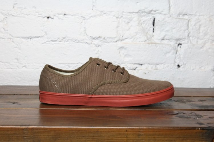Vans Madero Heavy Canvas 'Brown'