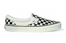 Vans Vault Classic Slip-On LX OG Pack – Summer 2012