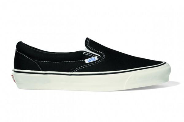 Vans Vault Classic Slip-On LX OG Pack - Summer 2012