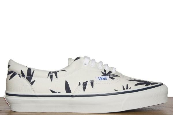 Vans Vault Era LX OG 'Palm Leaf' White/Navy