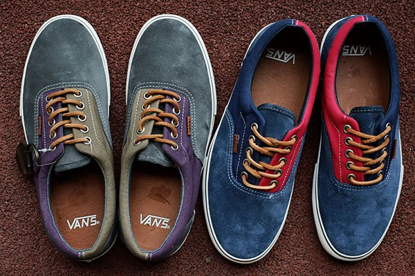 Vans Vault Era LX Spring/Summer 2012 Releases