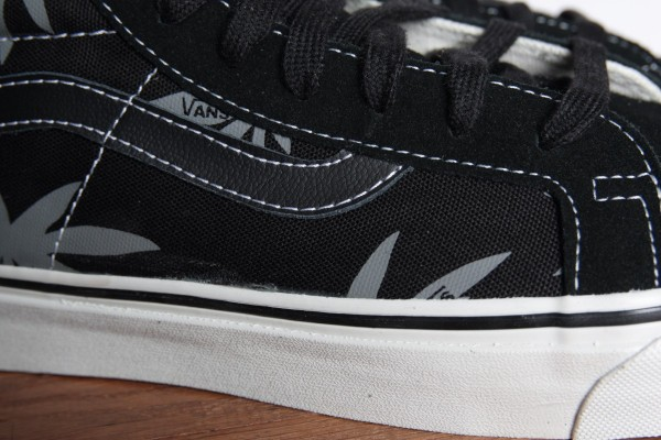 Vans Vault Sk8-Hi LX OG 'Palm Leaf' Black/White