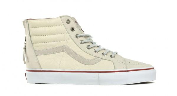 Vans Vault Sk8-Hi Zip LX 'White'