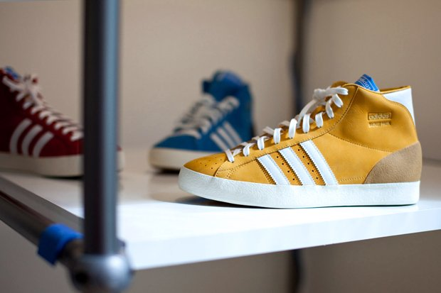 adidas Originals Basket Profi - Fall 2012