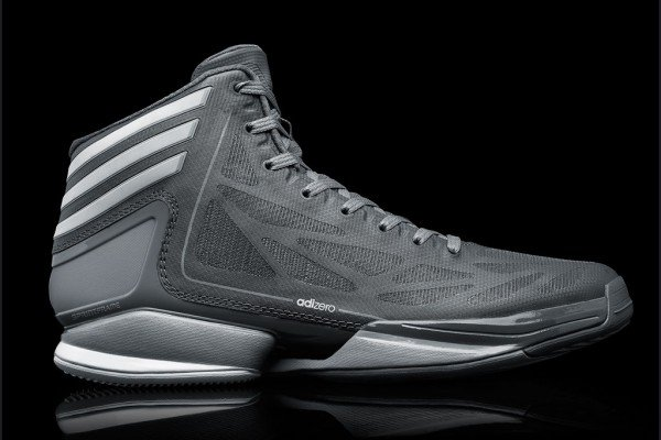 adidas adiZero Crazy Light 2 'Dark Onyx'