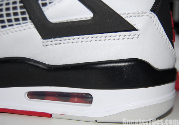 Air Jordan IV (4) Fire Red 2012 Epic Look