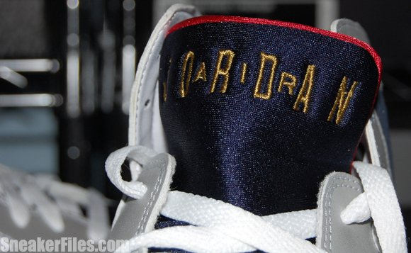 Air Jordan VII (7) Olympic 2012 Epic Look