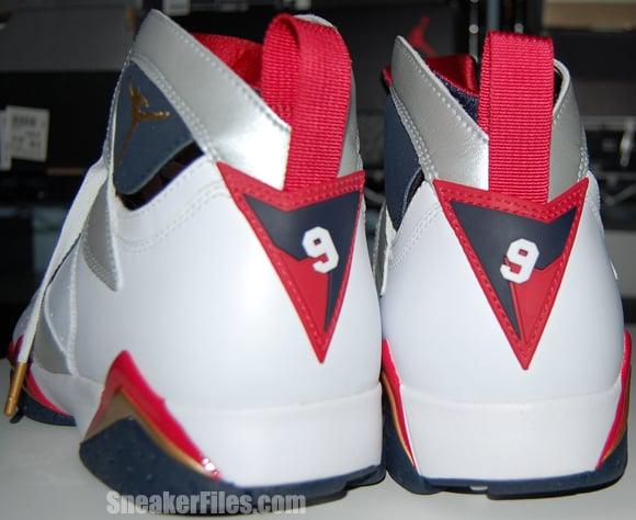 Air Jordan VII (7) Olympic 2012 Epic Look