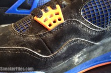 Moldy Air Jordan 4 Cavs Sold @ Champ Sports