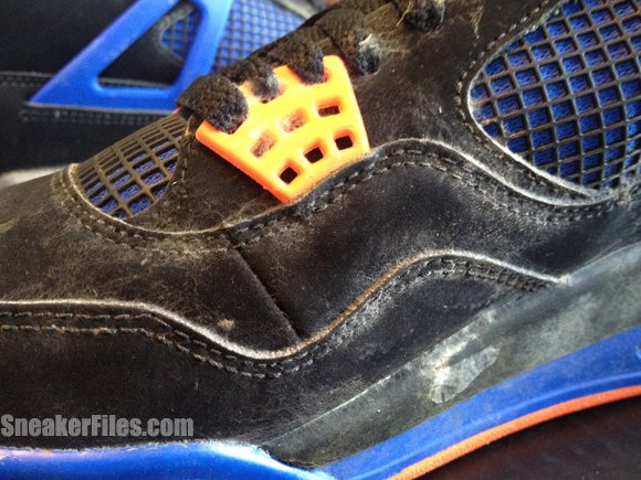952fb2db1f9b8 Moldy Air Jordan 4 Cavs Sold   Champ Sports