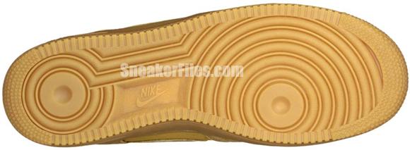 Nike Air Force 1 Hi DCN 'Golden Harvest/Golden Harvest'