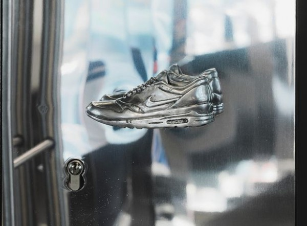 Nike Air Max 1 Door Knob