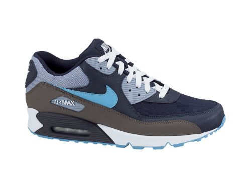 Nike Air Max 90 'ObsidianTurquoise Blue Blue Grey White