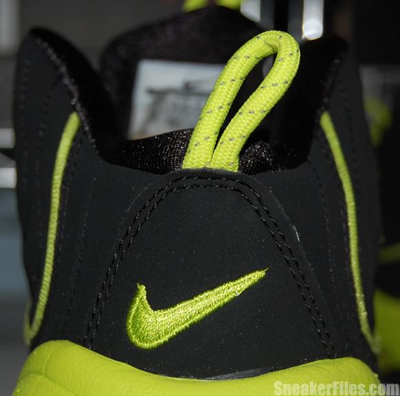 Nike Air Penny 2 QS Black Cyber Epic Look
