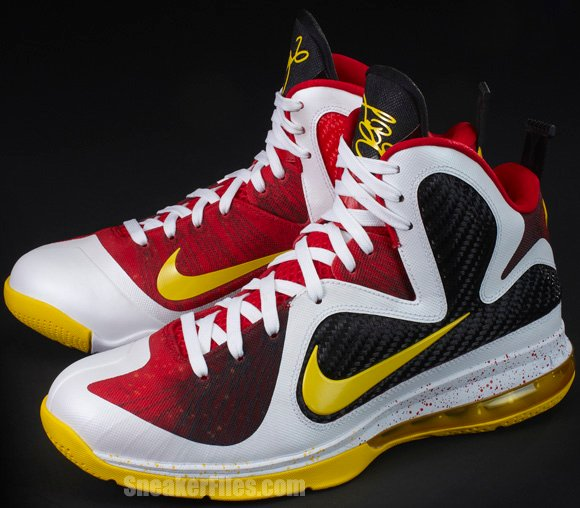 Nike LeBron 9 MVP Employee of the Year