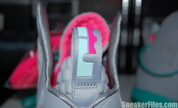Nike LeBron 9 PS Elite South Beach - Epic Look