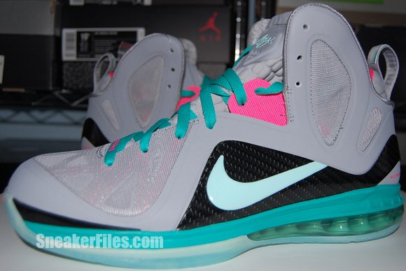 Nike LeBron 9 PS Elite South Beach - Epic Look
