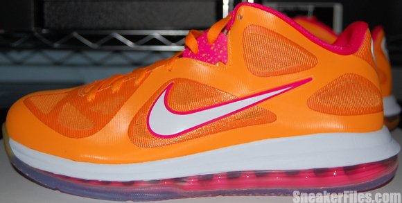 promo code c450f f5ff6 Video  Nike LeBron 9 Low Floridians
