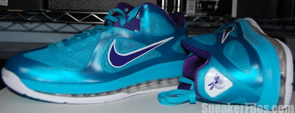 Summit Lake Hornets Nike LeBron 9 Low