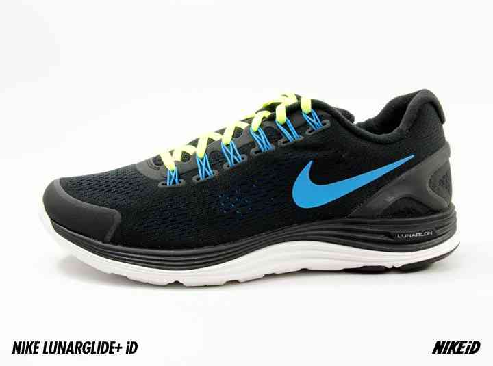 Additional Nike LunarGlide+ 4 iD Samples
