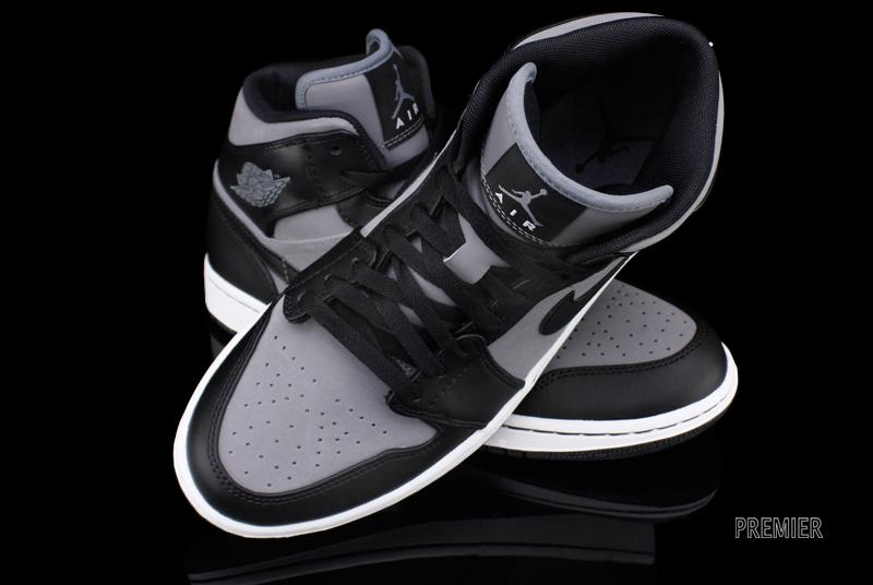 Air Jordan 1 Phat 'Cool Grey/Black'