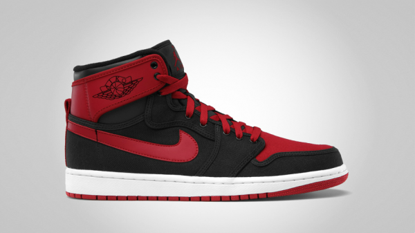 Release Reminder: Air Jordan 1 Retro KO Hi 'Black/Varsity Red-White'