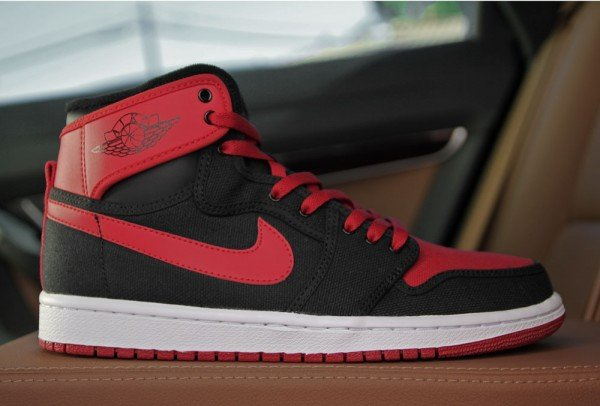 air jordan retro red and black
