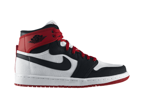 Air Jordan 1 Retro KO Hi 'White/Black-Varsity Red' - Now Available at NikeStore