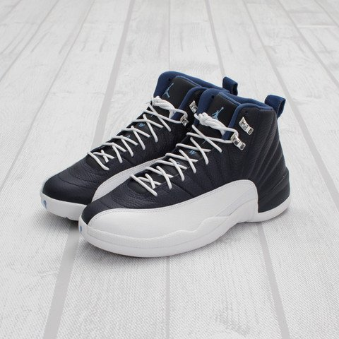 Air Jordan 12 'Obsidian' at Concepts