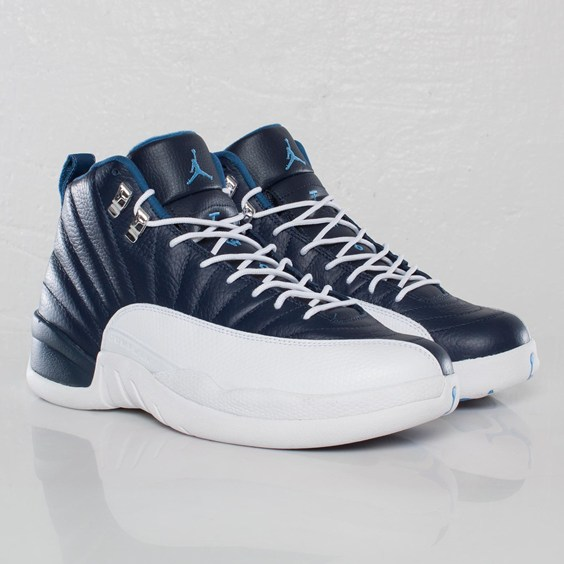 Air Jordan 12  Obsidian  at SNS  93b5d2de4
