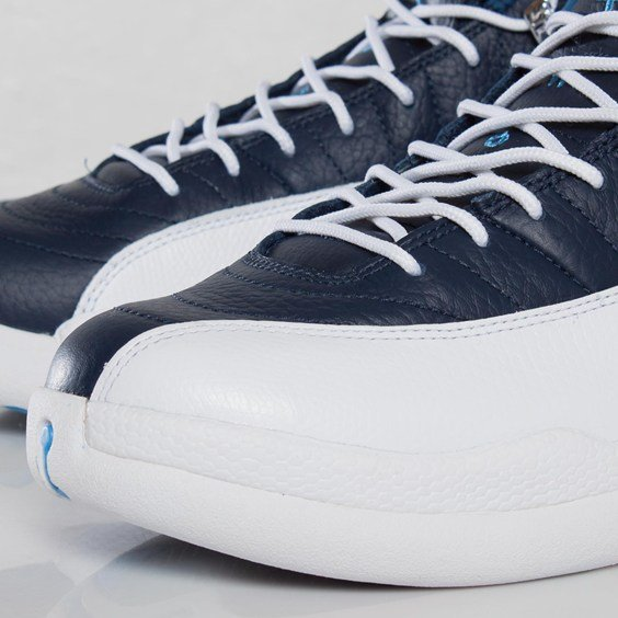 Air Jordan 12 'Obsidian' at SNS