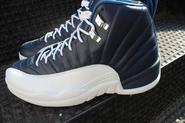 Air Jordan 12 'Obsidian' at Social Status