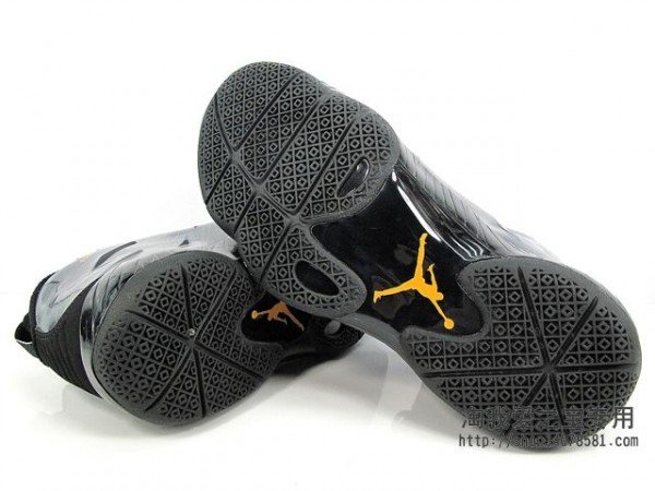 Air Jordan 2012 Lite 'Black/Grey-Yellow'