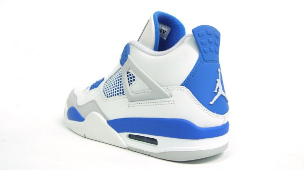 Air Jordan 4 'Military Blue' - More Images