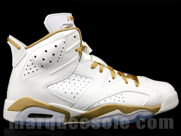 reputable site 79d70 2472a Air Jordan 6 'Golden Moments Pack' | SneakerFiles