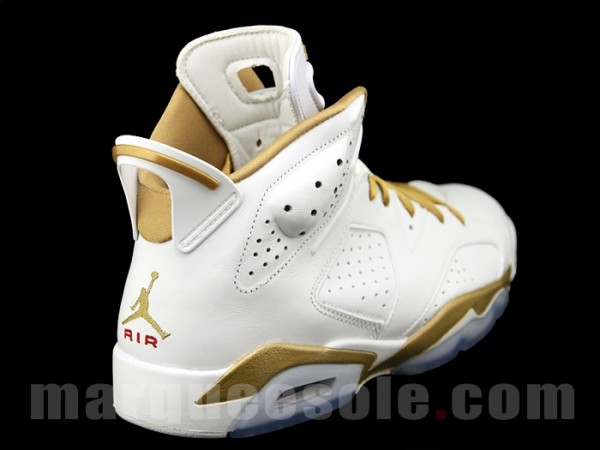 Air Jordan 6 'Golden Moments Pack'