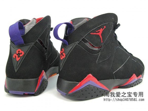 Air Jordan 7 'Dark Charcoal' - Another Look