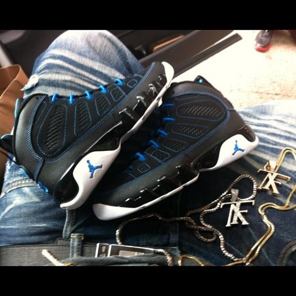Air Jordan 9 'Photo Blue' - Release Date + Info