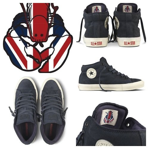 Converse CTS OX Mid - UK Exclusive