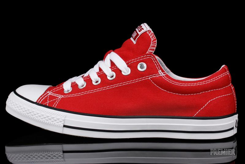 Converse CTS OX 'Red'