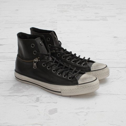 Converse John Varvatos Chuck Taylor All-Star Zip Hi 'Black'