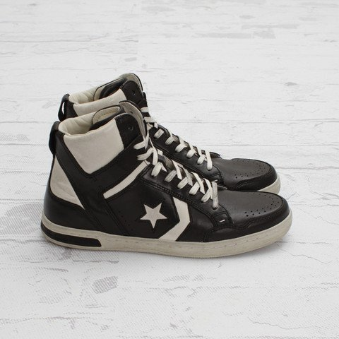 Converse John Varvatos Weapon Mid 'Black/White'