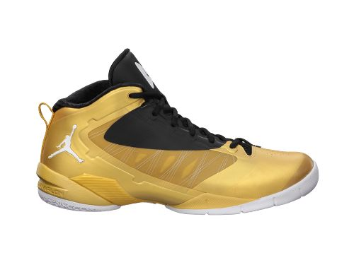 Jordan Fly Wade 2 EV 'Metallic Gold Coin/White-Black' - Now Available