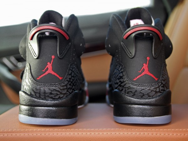 Jordan Son of Mars 'Black/Varsity Red-Cement Grey-White' - Final Look